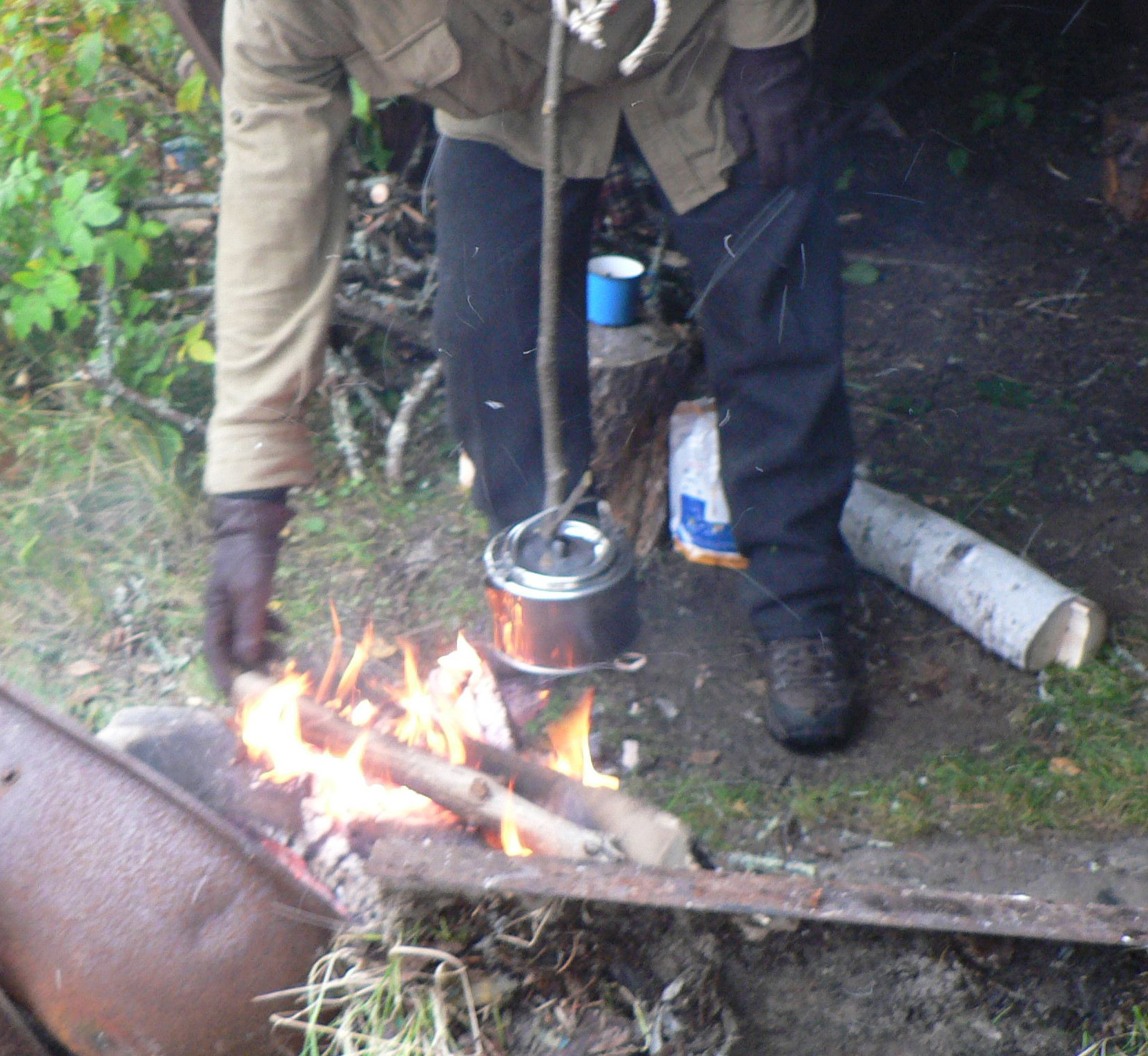 Intro to Bushcraft Multi-day Course
